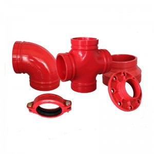wesi ductile fittings pipe supplier wesi flanged matak fittings
