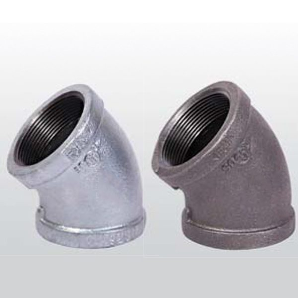 8 Years Manufacturer 45°Elbow for Bandung Manufacturer