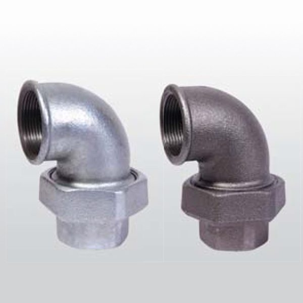 11 Years Manufacturer Union Elbow F&F flat seat without gasket to Nigeria Manufacturer