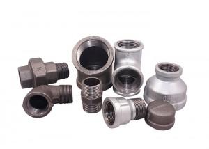 gi pipe nipples manufacturers galvanised pipe fittings