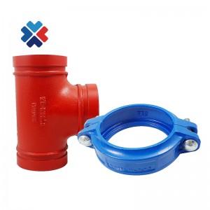 các nhà cung cấp cho gang và sắt dễ uốn ống và phụ kiện