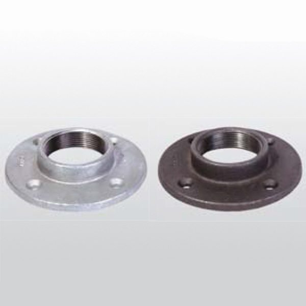 Free sample for Round Flange with 4 bolt holes to Borussia Dortmund Importers
