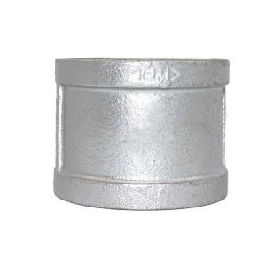 FM & UL malguak burdina kanalizazio-ontziak EN estandarra BSPT haria galvanzied sockets