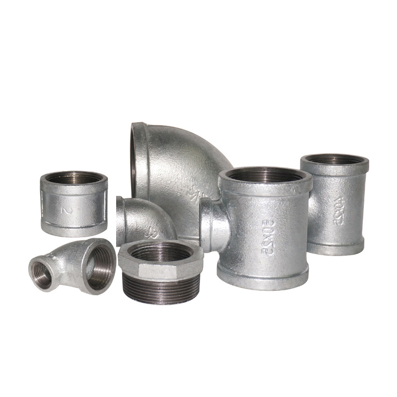 galvanised pipe fittings malleable iron pipe fittings manufactures in china