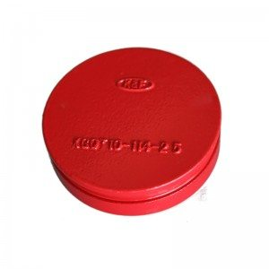 Factory Cheap Grooved Cap for Egypt Factories
