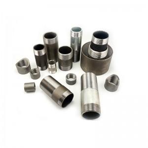 Çelik boru meme 8in 3 8in çelik boru meme boru tertibatları 3