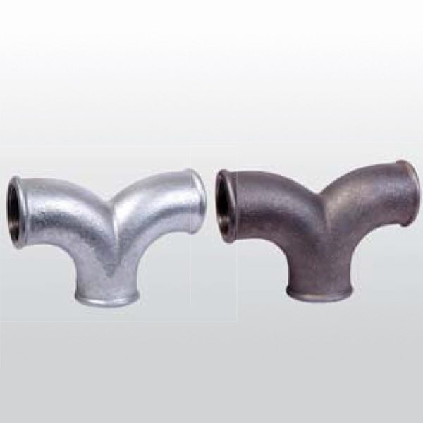 professional factory provide Twin Elbow for Sevilla Factory