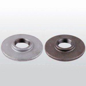 Round Flange without bolt hole