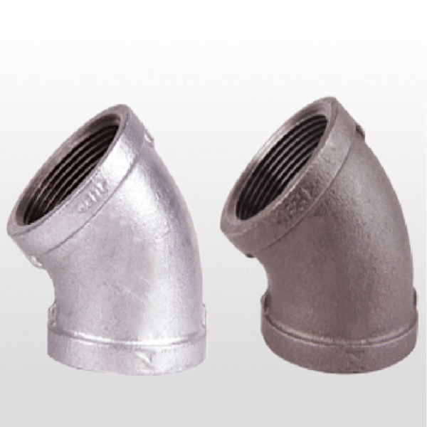 China New Product  Elbow, 45° Supply to Ecuador